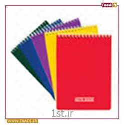 دفترچه یادداشت تبلیغاتی در رنگ بندی مختلف کد D12