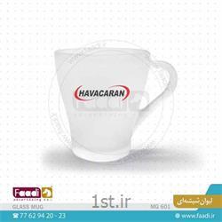عکس سایر خدمات چاپچاپ لوگو روی لیوان شیشه ای تبلیغاتی کد b601
