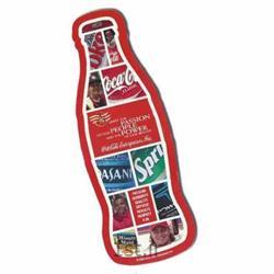 چاپ لوگو روی مگنت تبلیغاتی ارزان کد coke
