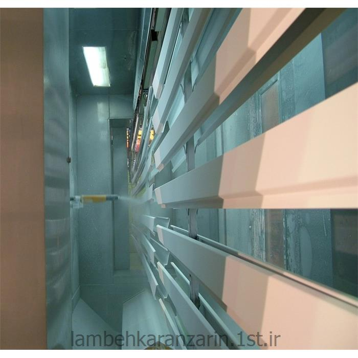 عکس رنگ و پوشش صنعتیخدمات رنگ پودری الکترواستاتیک