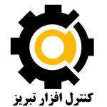 لوگو شرکت کنترل افزار تبریز