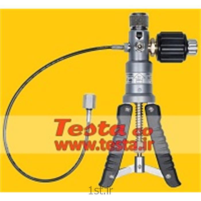 عکس سایر ابزار آلات اندازه گیری فشارهند پمپ بادی (پنوماتیکی) Vacuum to 40bar