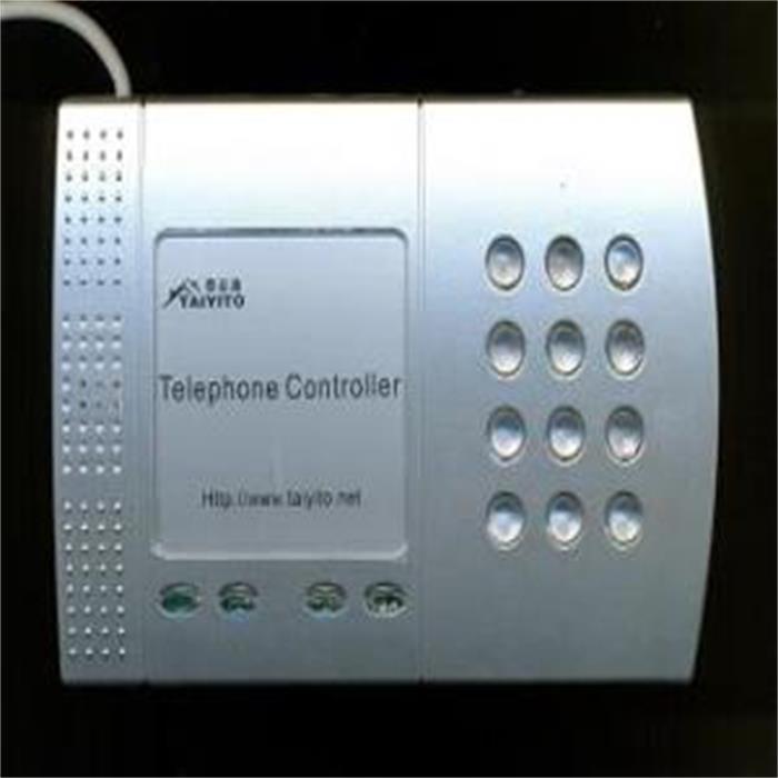 دستگاه کنترل کننده از طریق خط تلفن