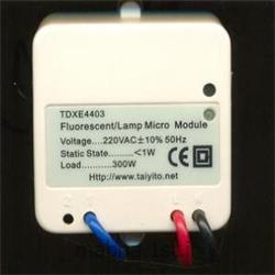 عکس سیستم هشدار هوشمندماژول کنترل روشنایی تک پل