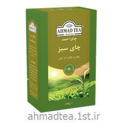 چای سبز 100 گرمی احمد