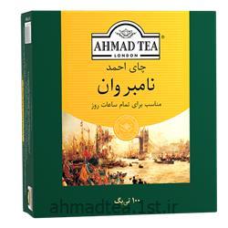 چای کیسه ای نامبروان 100 عددی
