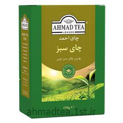 چای سبز احمد