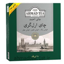 چای کیسه ای احمد ارل گری