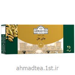 چای کیسه ای احمد با طعم هل