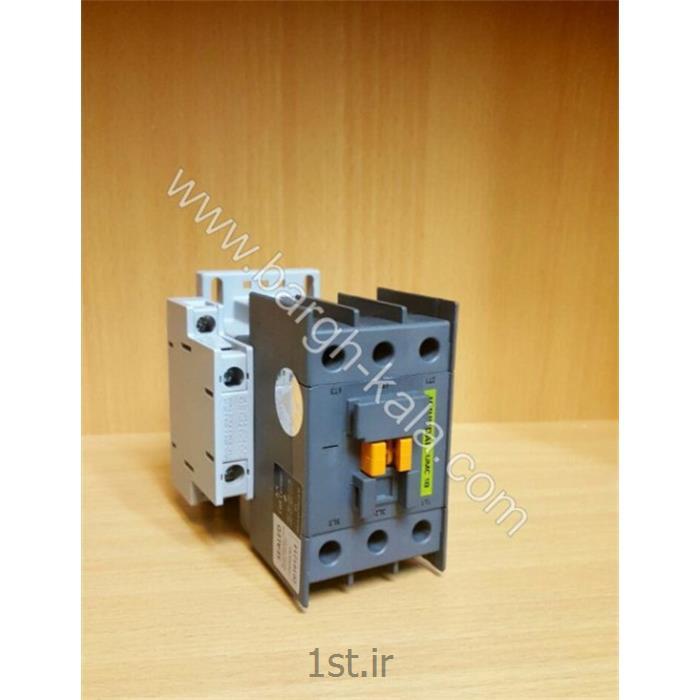 عکس کنتاکتور برق ( کلید خودکار قطع و وصل )کنتاکتور 4KW هیوندای