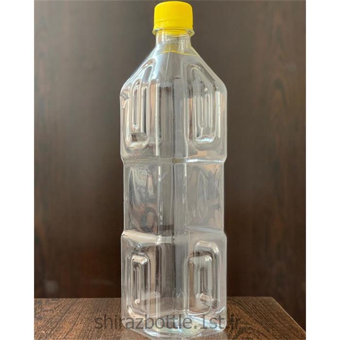 بطری 1 لیتری چهارگوش