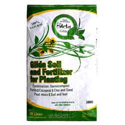 خاک و کود آماده کاشت گیلدا بسته 30 لیتری