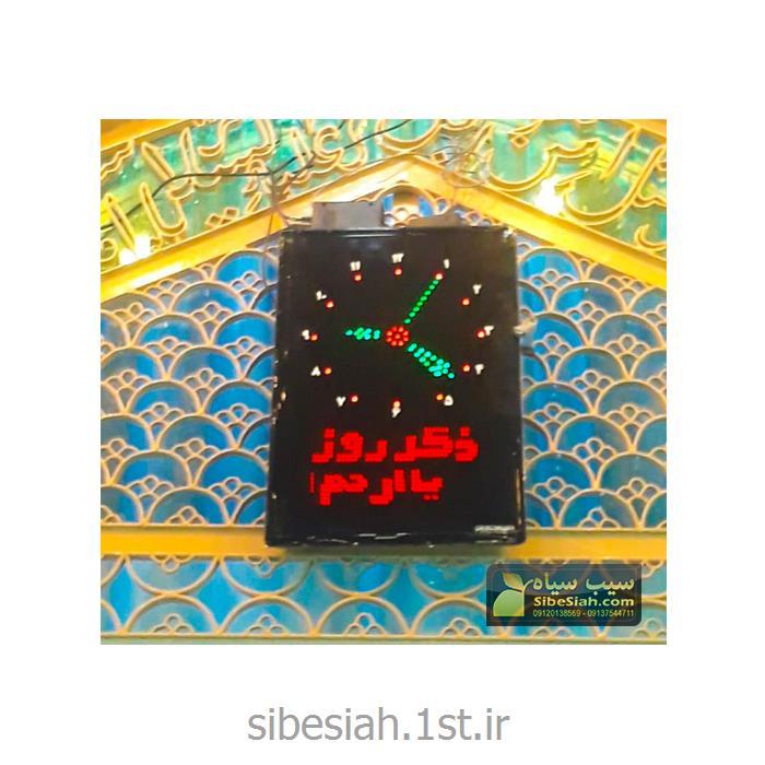 تابلو ساعت دیجیتال اذان گو مسجد