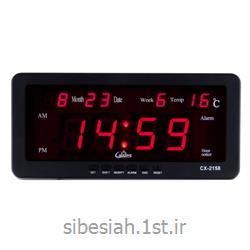 ساعت دیجیتال دیواری و رومیزی مدل 2158