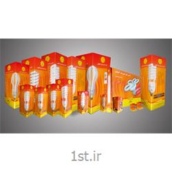 عکس لامپ کم مصرف و فلورسنتلامپ کم مصرف آفتاب 40w اراک Compact fluorescent lamp