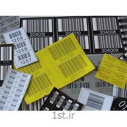 چاپ برچسب و بارکد اموال (Asset Label)