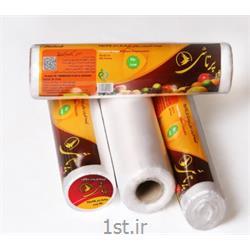 کیسه فریزر رول ضخیم پرتاش 250 برگ پرنگار پلاستیک اصفهان