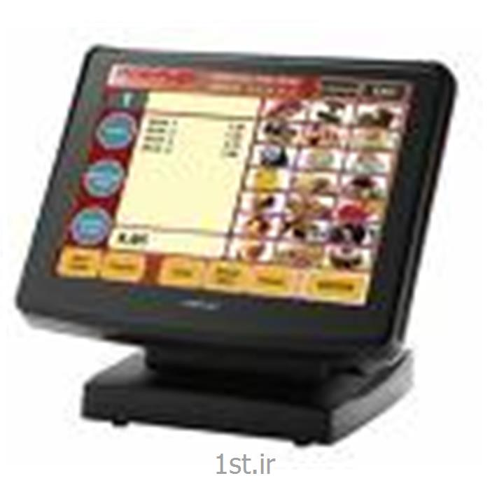 عکس میز صندوق فروشگاهی (صندوق پول و کشوی فروشگاهی)پوز فروشگاهی لمسی ایفلکس. POSIFLEX .KS-7215