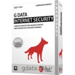 عکس نرم افزار کامپیوترآنتی ویروس جی دیتا اینترنت سکیوریتی (سه کاربره - یکساله)