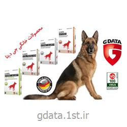 جی دیتا آنتی ویروس (سه کاربره - یکساله) GDATA Antivrus