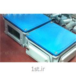 عکس جعبه تجهیزات الکترونیکجعبه تقسیم برق فلزی پالازولی ایتالیا