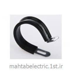 بست فلزی عایق دار لوله خرطومی فلکسی تیپ PClip