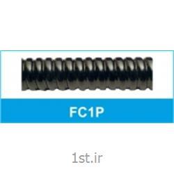عکس لوله خرطومی کابللوله خرطومی فلزی فلکسی روکشدار تیپ FC1P