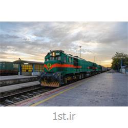 حمل و نقل ریلی و خدمات وابسته از کلیه کشورها