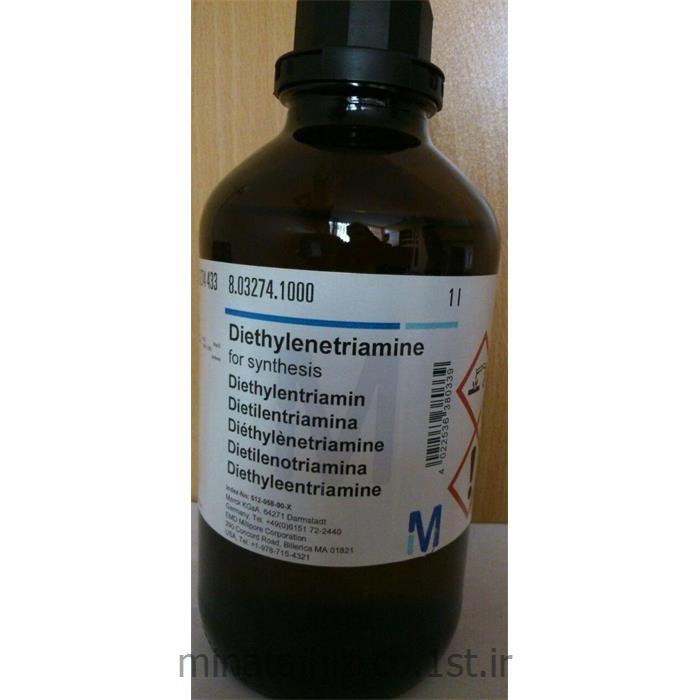 عکس سایر مواد شیمیایی آلیدی اتیلن تری آمین کد مرک:803274
