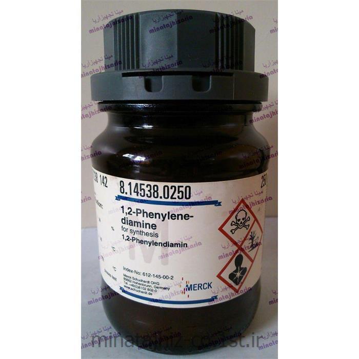 عکس آمین1و2-فنیلن دی آمین 1,2-Diaminobenzene