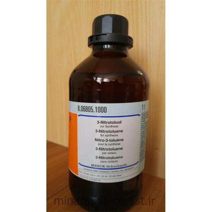 عکس سایر مواد شیمیایی3-نیترو تولوئن مرک کد 806805