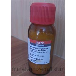 عکس سایر مواد شیمیاییN-ایزوپروپیل اکریل آمید اکروس کد 41278
