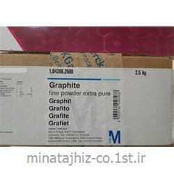 عکس سایر مواد شیمیاییگرافیت مرک  2.5کیلو گرم کد 104206