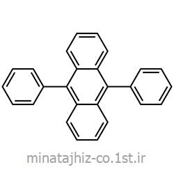 عکس سایر مواد شیمیایی9,10- دی فنیل آنتراسن مرک کد 820529