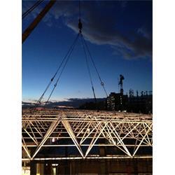 طراحی و اجرای سقف سازه فضاکار