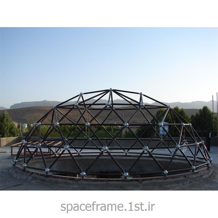شرکت سازههای فضایی پویا - محصولات و خدمات قابل ارائهطراحی و اجرای سازه فضایی سایه بان ساختمان