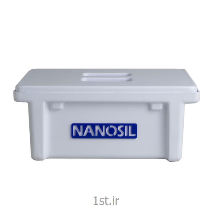عکس لوازم جانبینانوباکس مخصوص غوطه ور سازی ابزار در نانوسیل