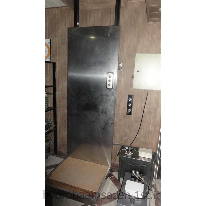 عکس آسانسوربالابر هیدرولیک مدل HBS-GL