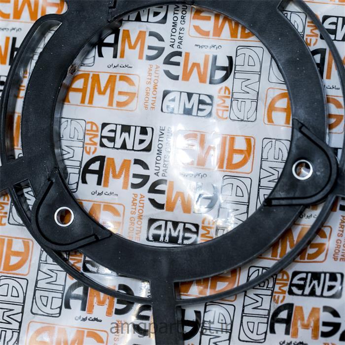 قاب فن رادیاتور دو دور AMG
