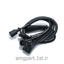 عکس سایر قطعات موتور خودرووایر شمع کاربراتور مارک ۱ شرکت سایپا