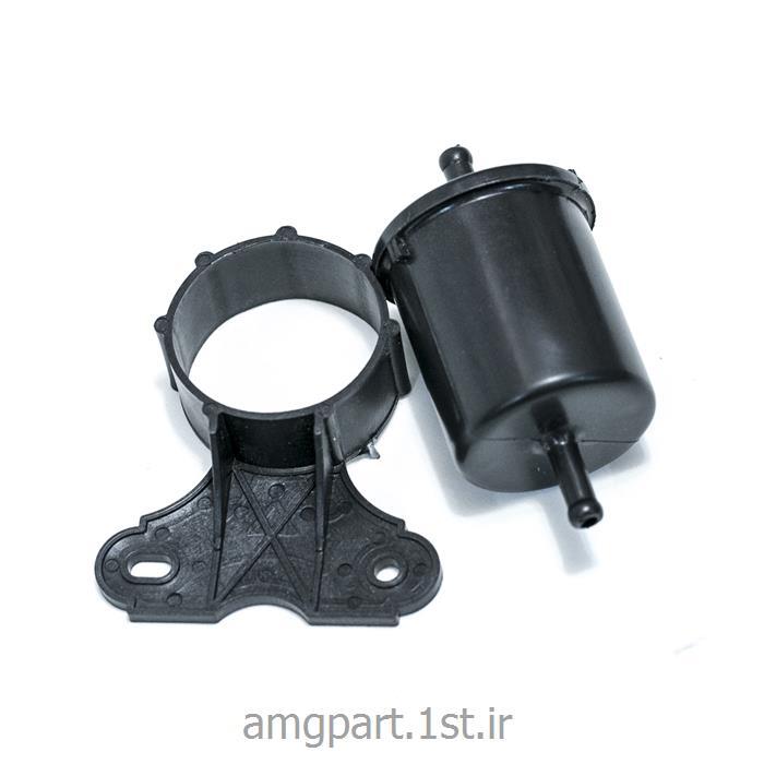 صافی بنزین دو سر صاف  پلیمری AMG