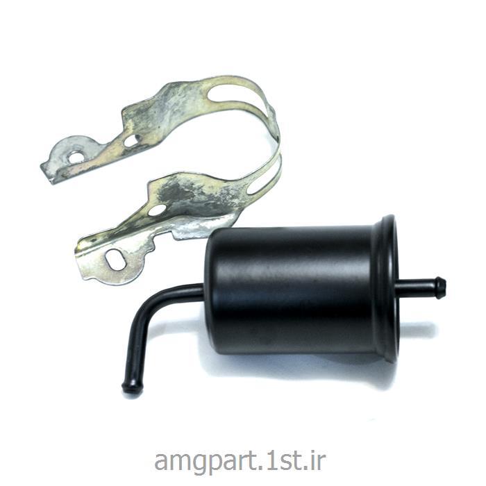صافی بنزین یک سر صاف فلزی AMG
