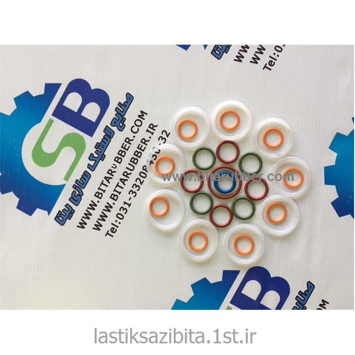 اورینگ لاستیکی ضد مواد شیمیایی