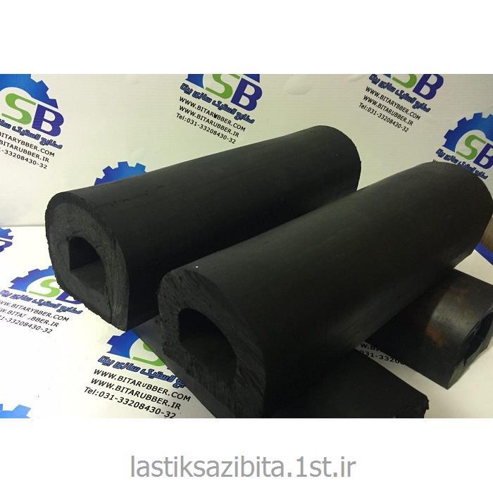 عکس سایر محصولات لاستیکیفندر اسکه ضربه گیر سکو لاستیکی D شکل