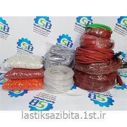 عکس لاستیک های سیلیکونشیلنگ نسوز سیلیکون شفاف (silicon)