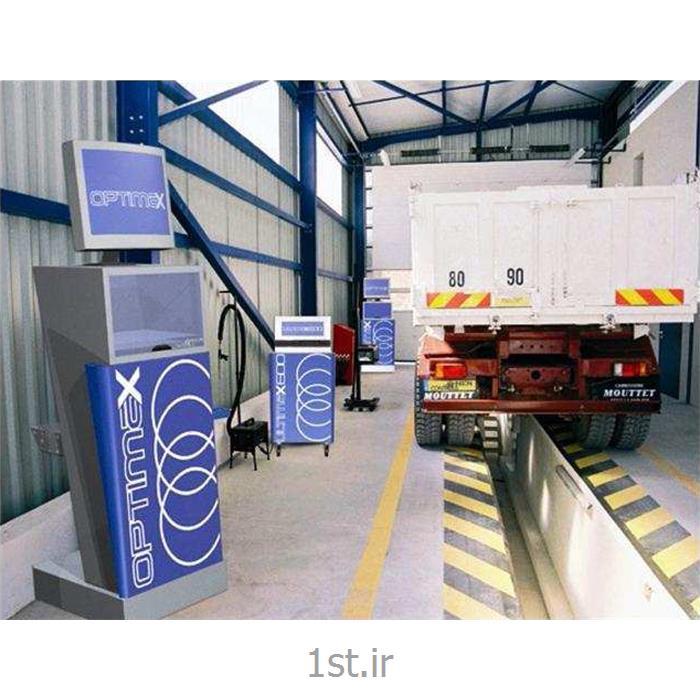 تست لاین و خط معاینه فنی خودرو های سنگین