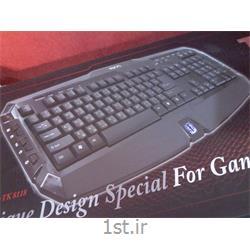 عکس کیبورد کامپیوترکیبورد گیمینگ تسکو TSCO TK 8118G
