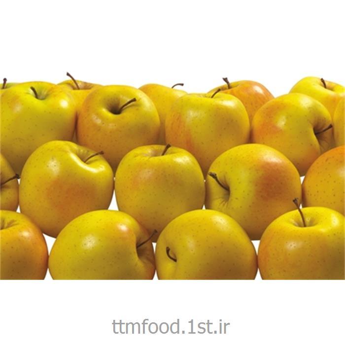 عکس پورهپوره سیب زرد با کیفیت صادراتی