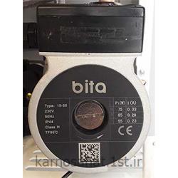 پکیج شوفاژ دیواری فن دار دو مبدل Bita 24 RSI بوتان