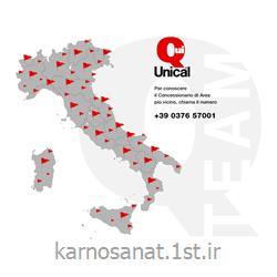 3SIFP 24KW پکیج شوفاژ دیواری یونیکال ایتالیا فن دار دو مبدل مدل آیدیا